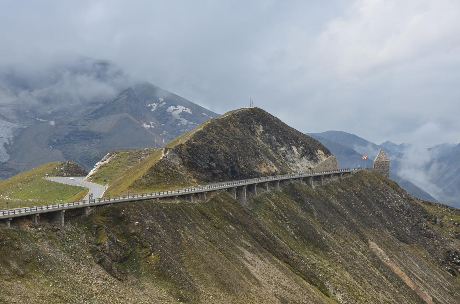 Foto von Grossglockner strasse and light hiking