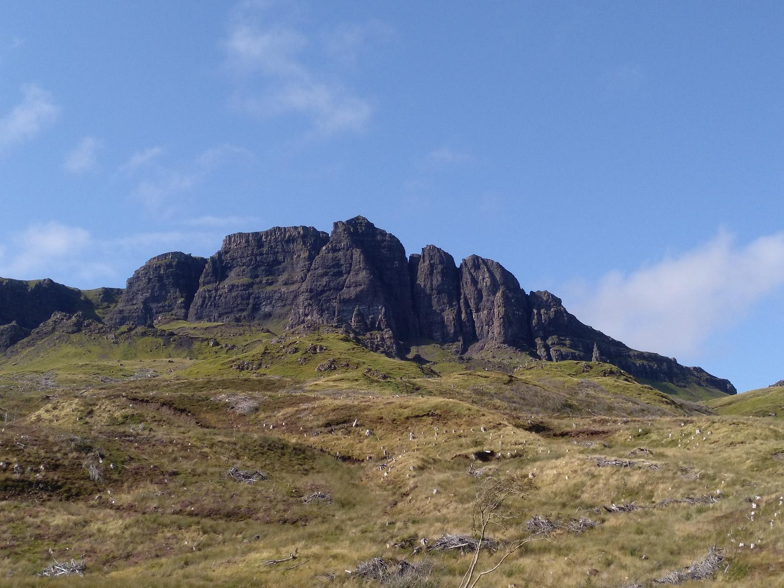 mynd af Old man of Storr