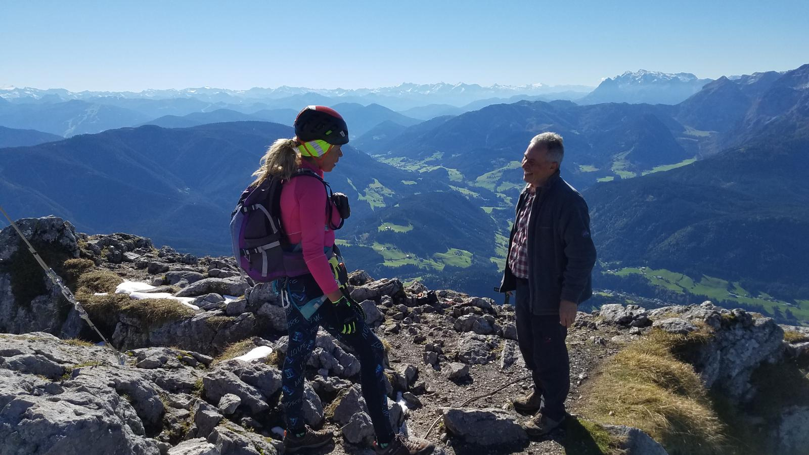 Fénykép Intersport Klettersteig + Grosse Donnerkogel