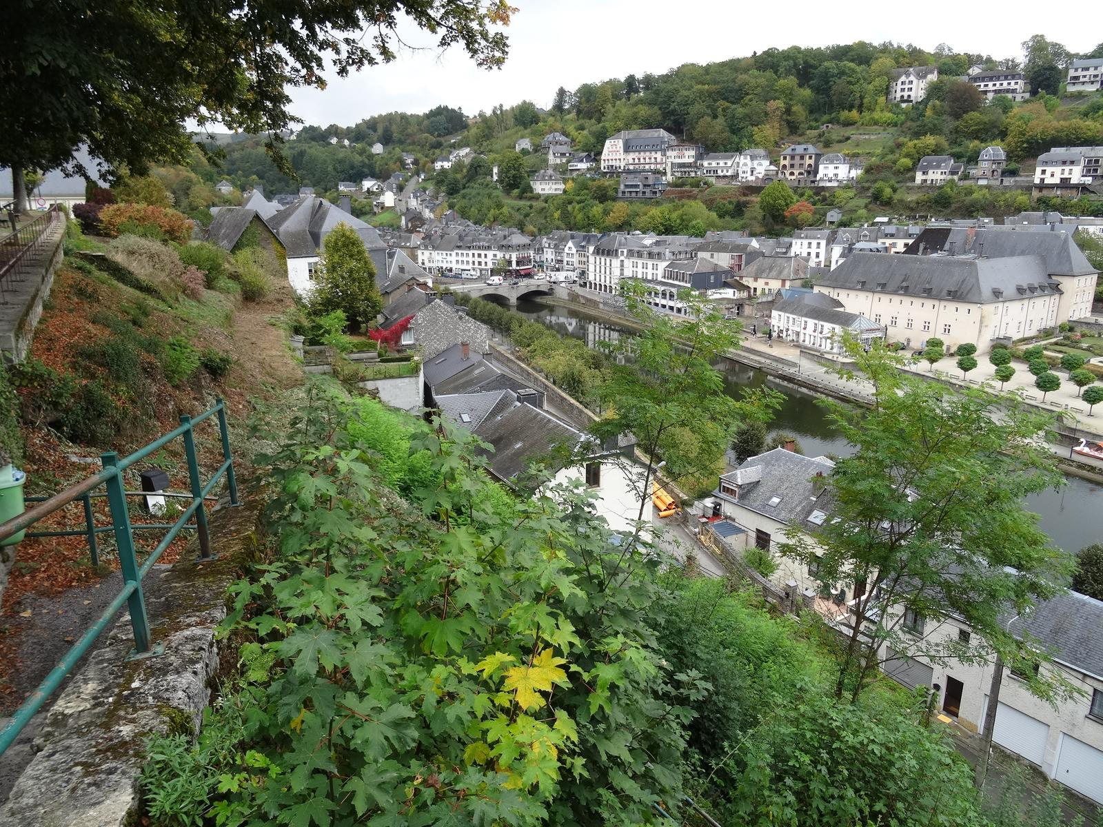 Photo of Bouillon - The Castle and the Route the Belvedere - Circular Route
