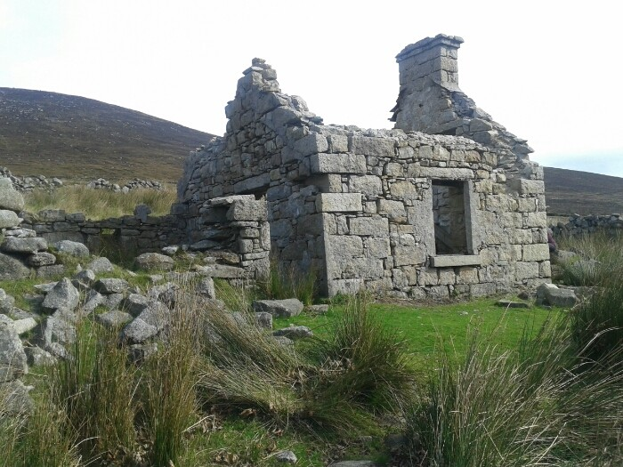 Wikiloc   Picture of Ruined cottage (1/1)