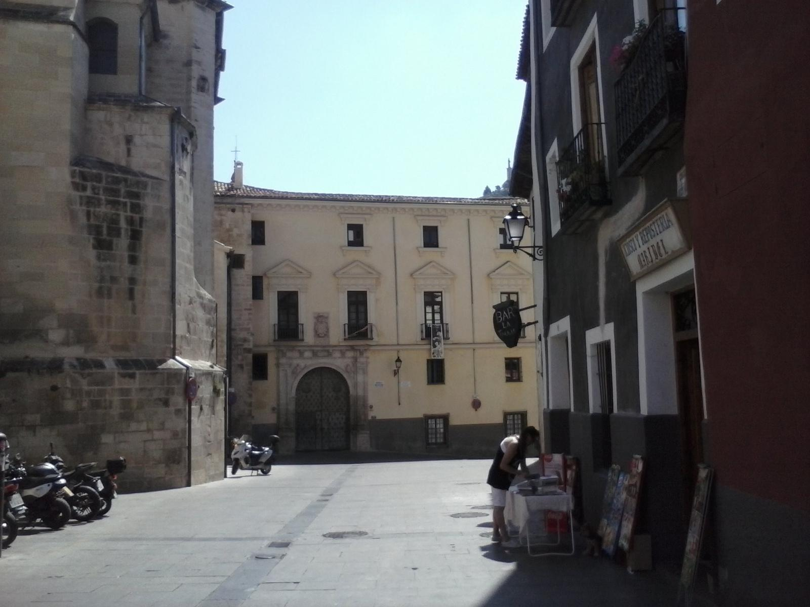 Foto von plaza mayor