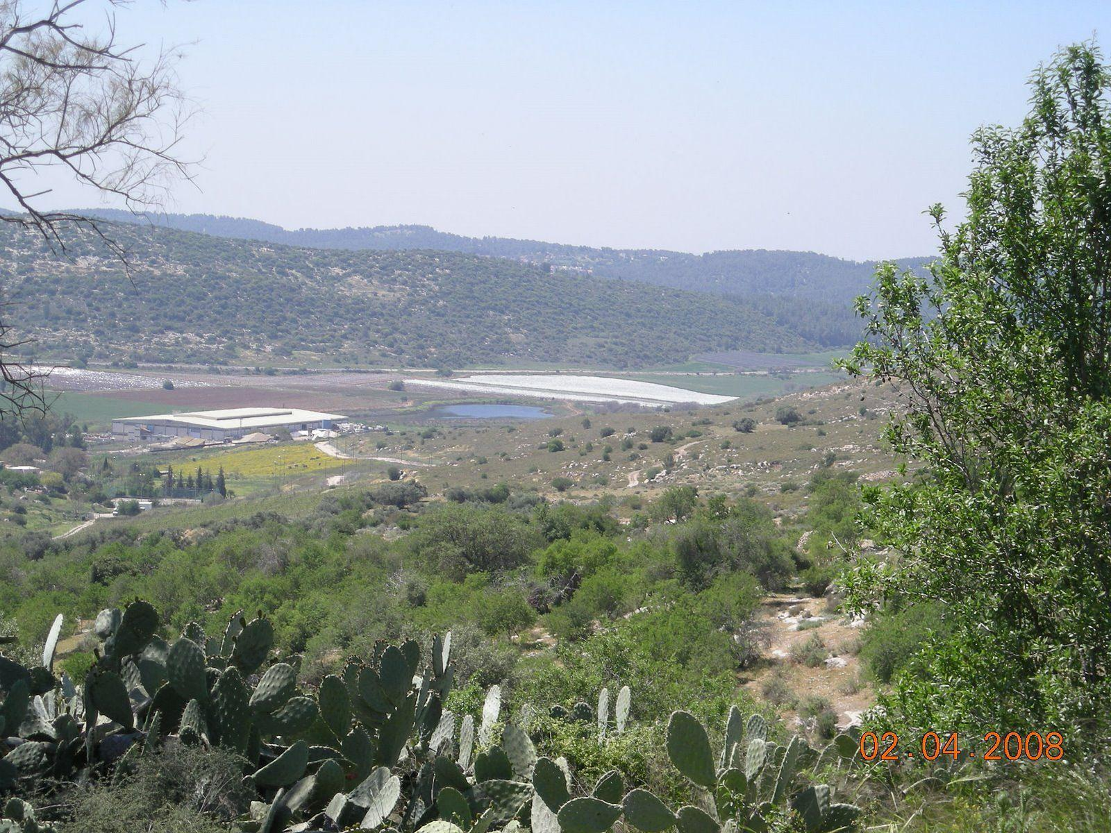 Fotoğraf Israel Trail Part 7 - Sataf to Bet Guvrin