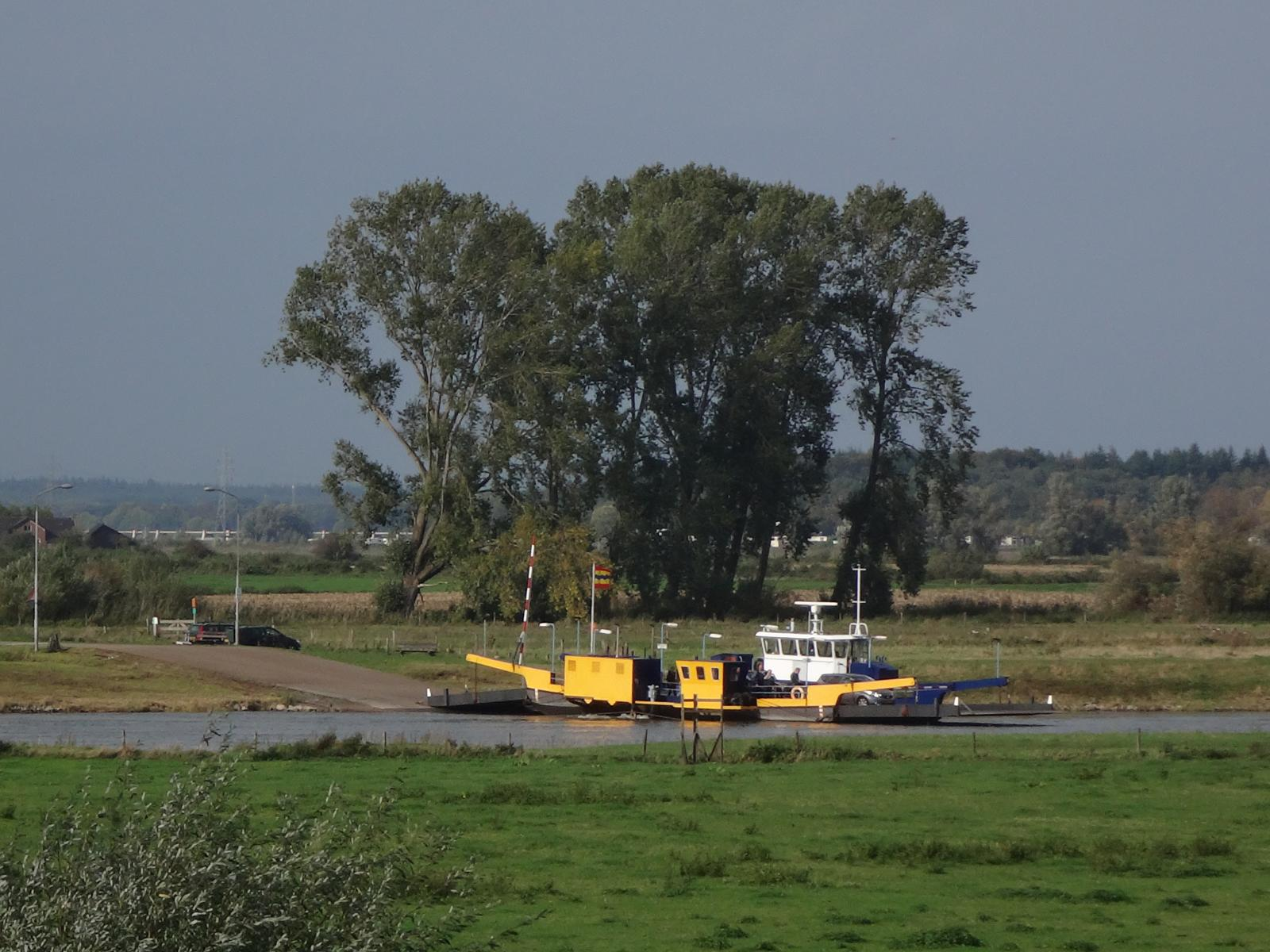 Foto van Deventer-Kampen-Zwolle-Deventer langs de IJssel 123 km