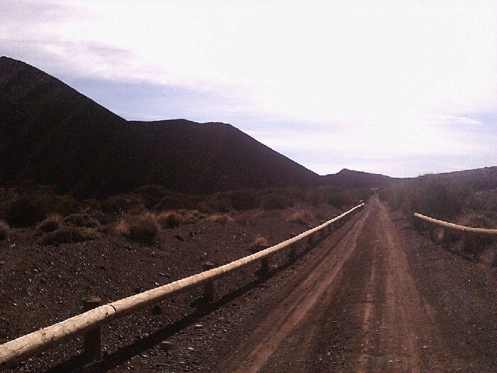 Photo of observatory route 20 tenerife nightmare