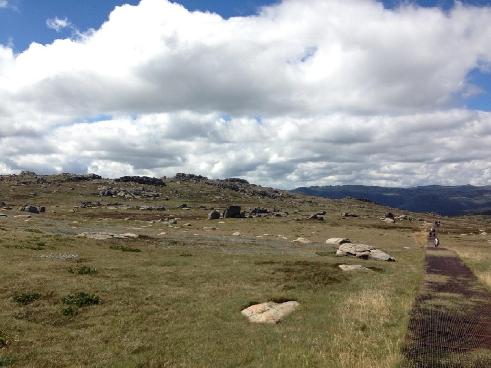 Слика од Thredbo To Kosciusko via merrits track