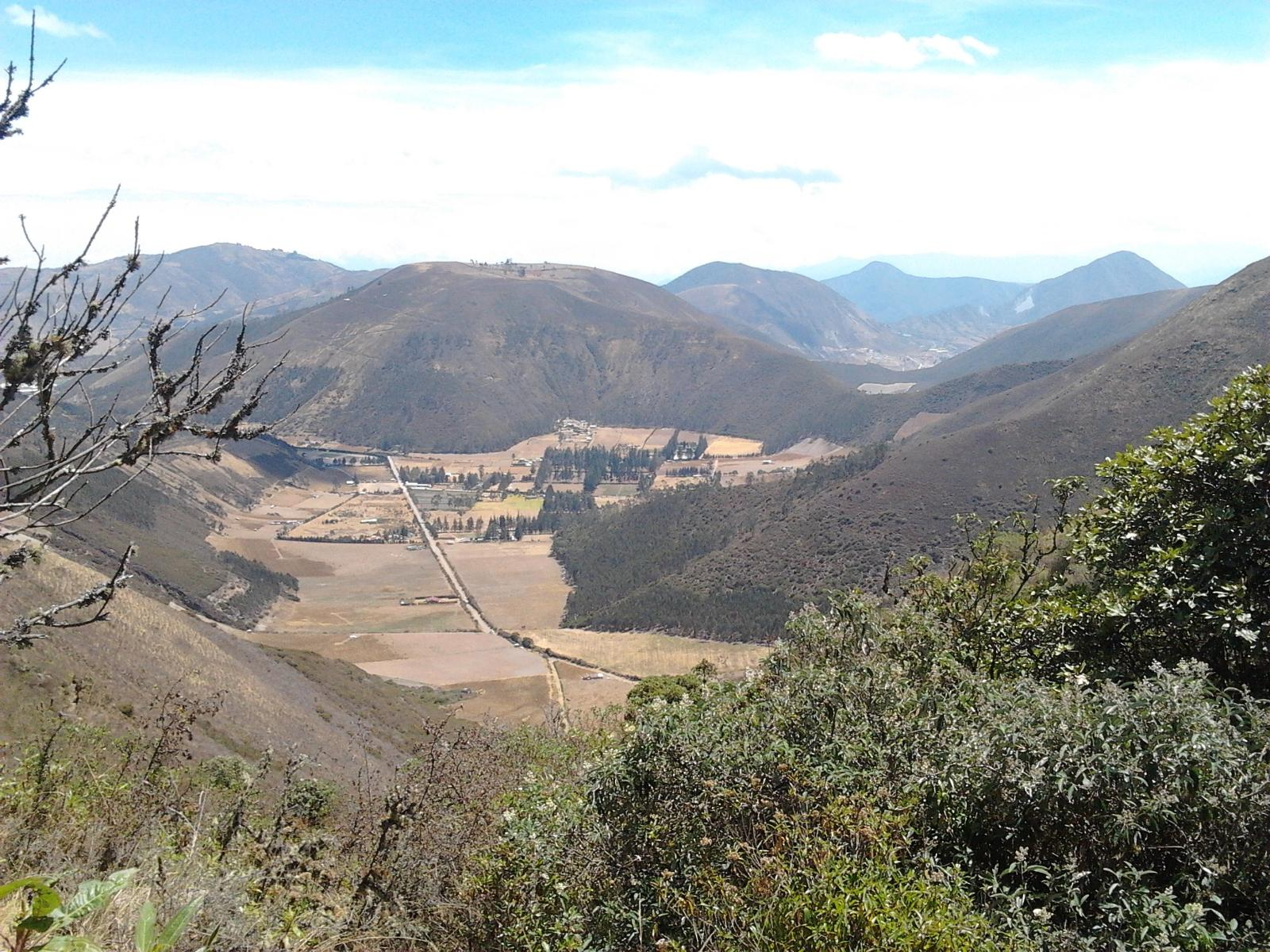 Photo de San Antonio - Rayocucho - collado del Casitagua - Pusuqui