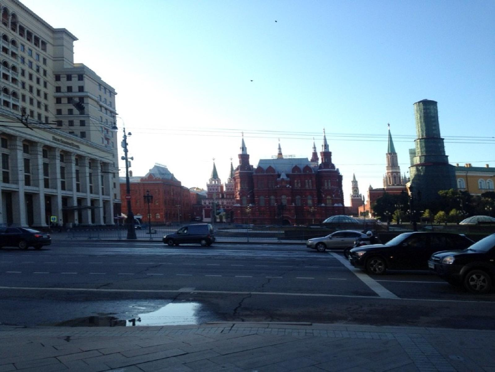 Фото Red square