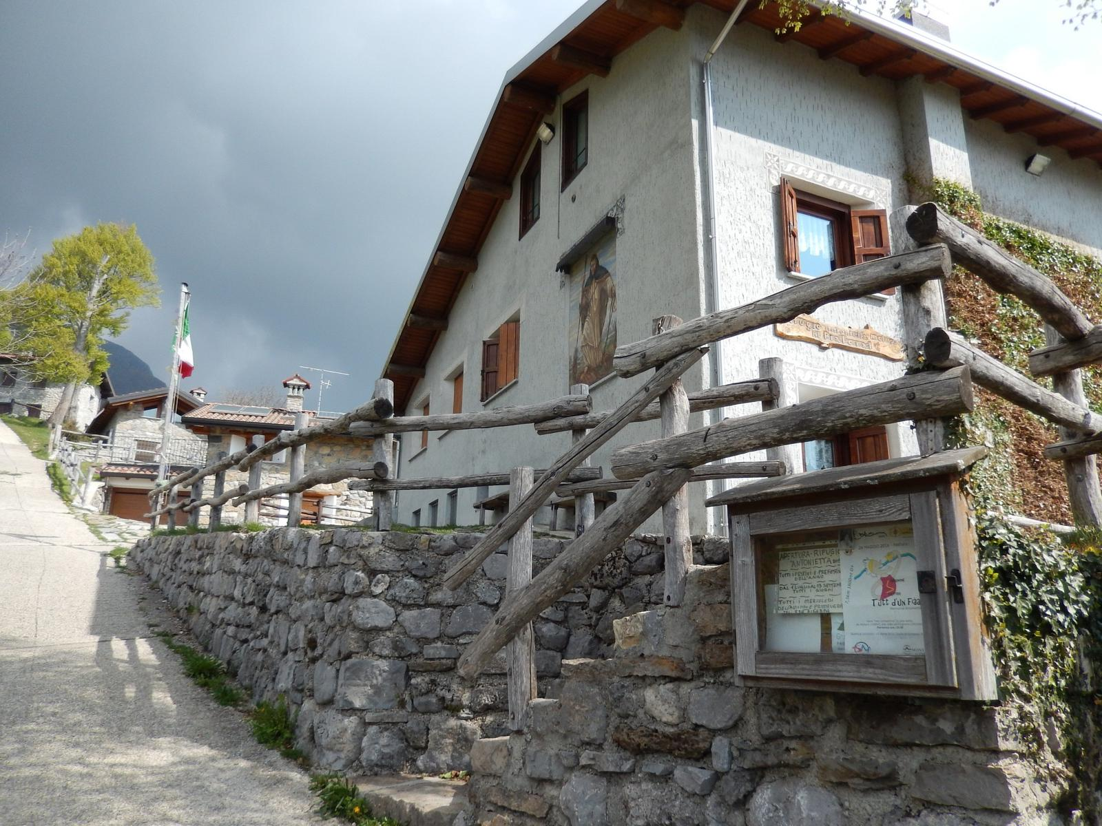 Photo of Rifugio Antonietta al Pialeral