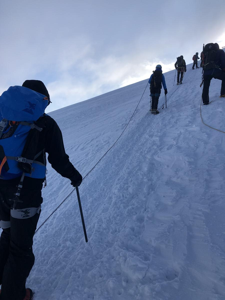 Photo of Kazbek day 4 - the summit