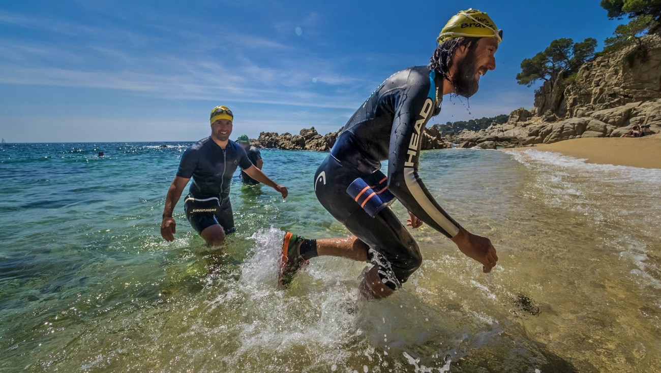 Foto de SwimRun Costa Brava 2017 by Head (recorrido sprint 21 km)