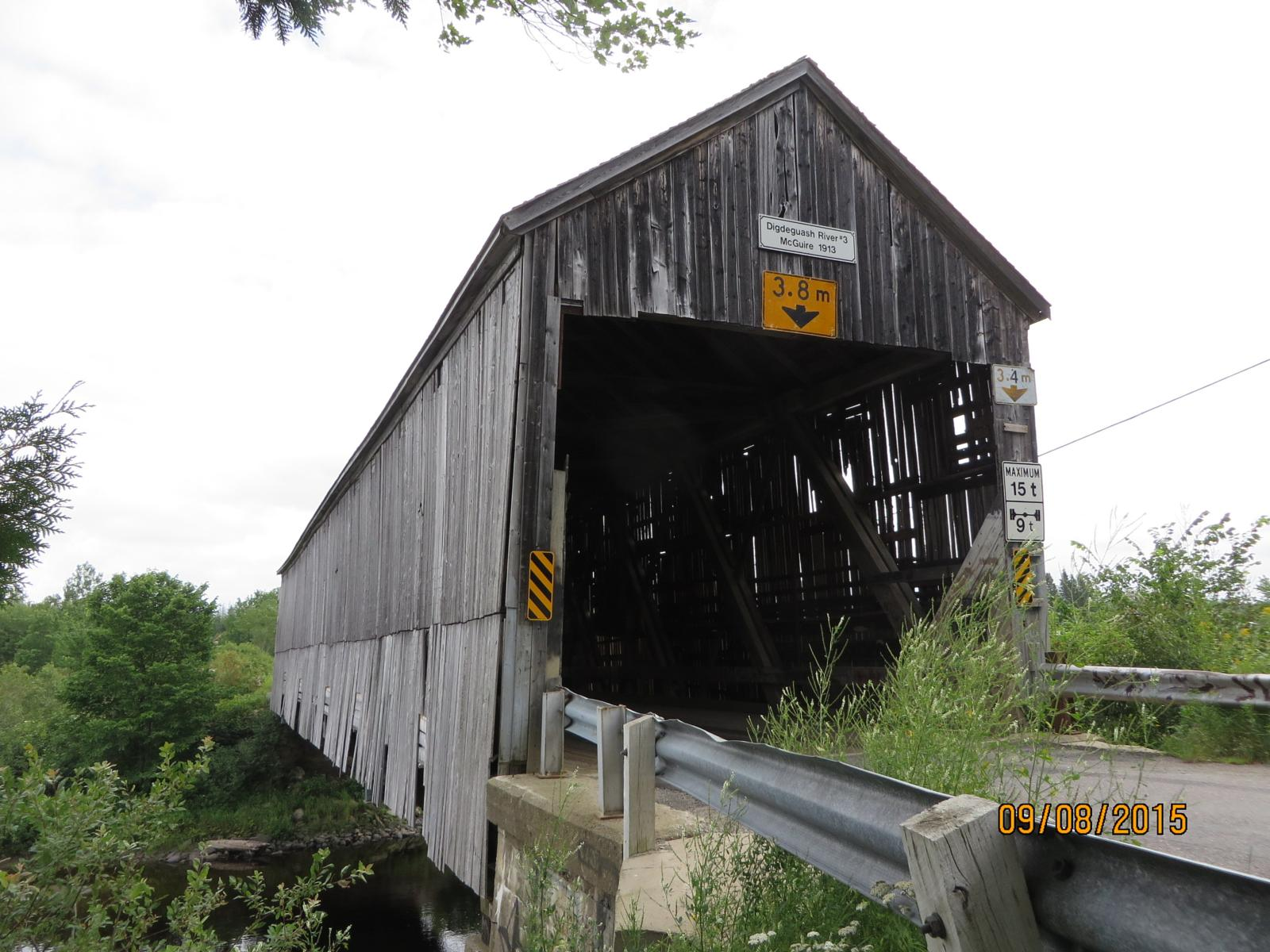 Foto de McGuire Covered Bridge
