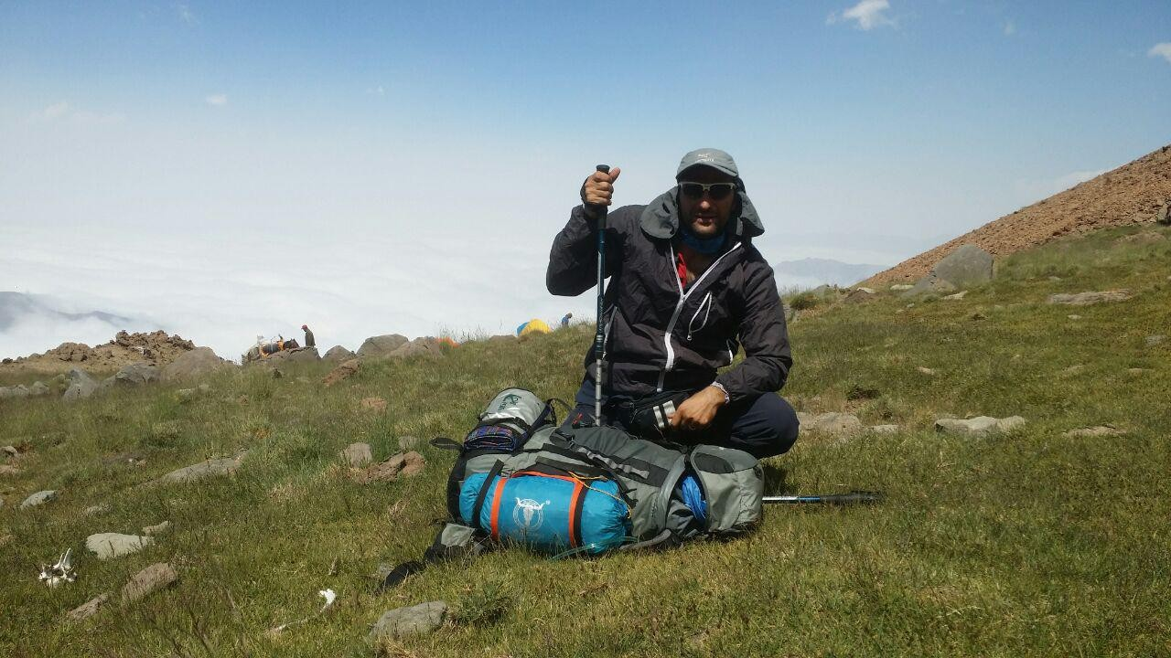 Photo of Damavand Mountaineering from North to South