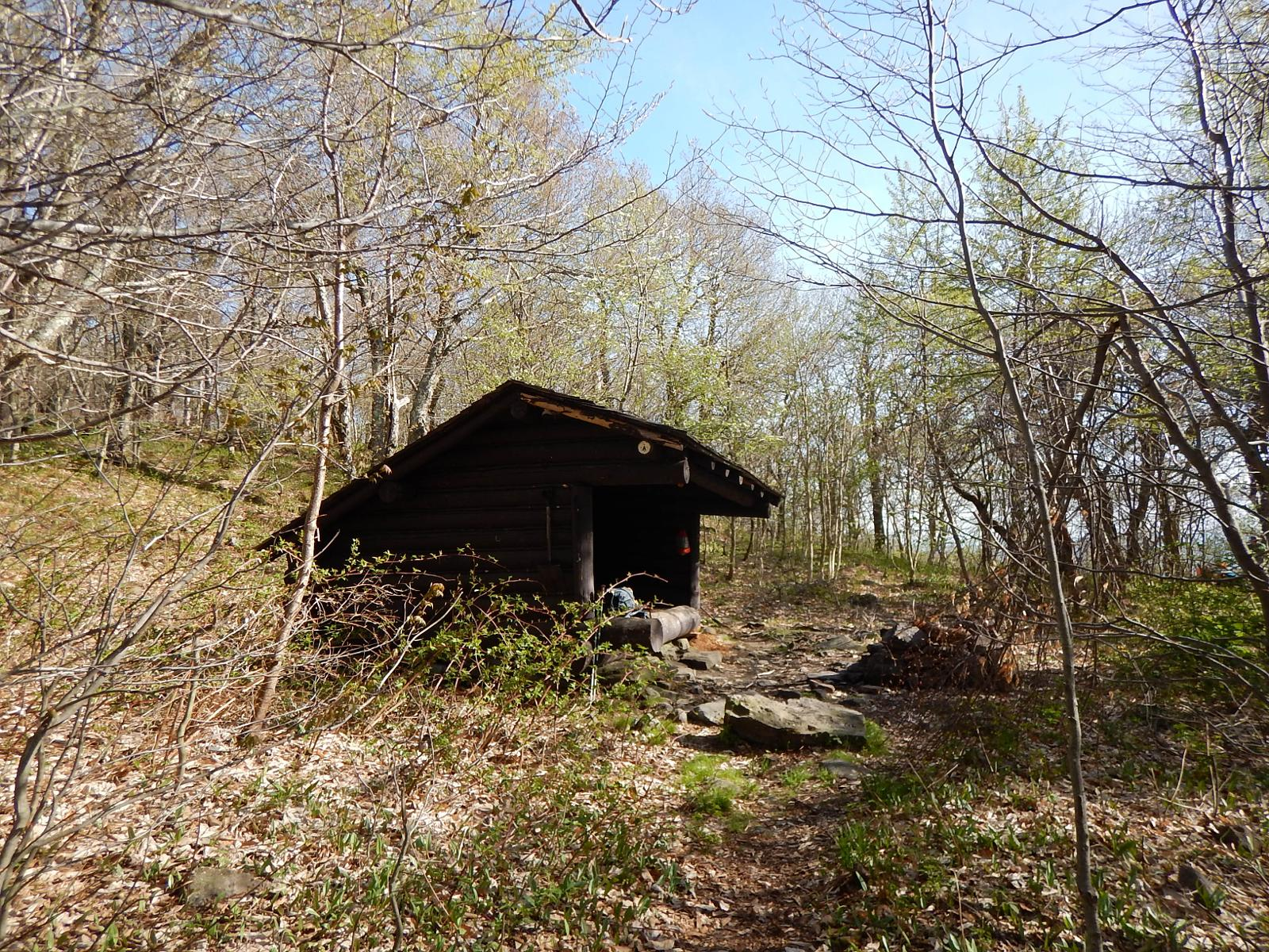 Photo of Bouton Memorial Shelter