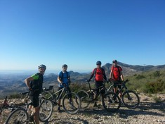 MOUNTAINBIKIS ALCOY