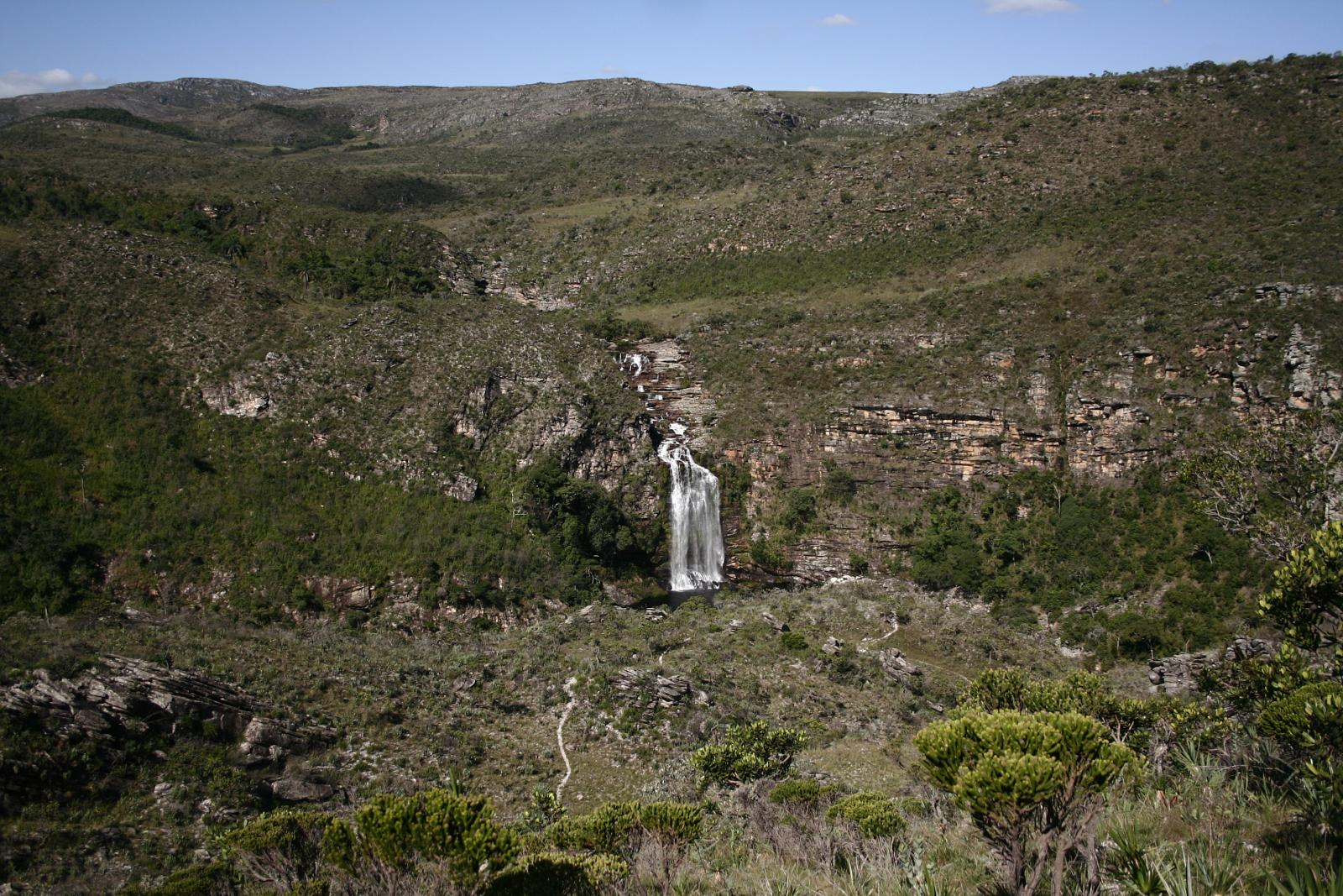 Photo de PN Serra do Cipó: Cachoeira Braúnas