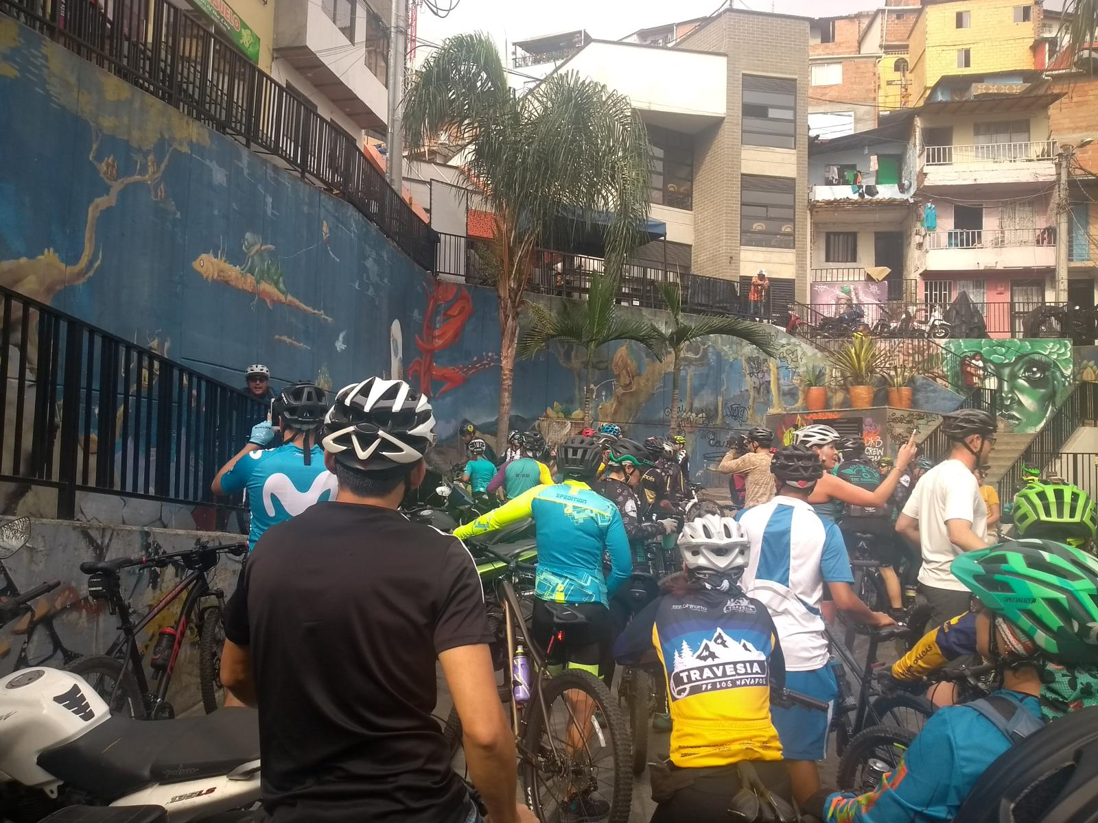 Foto di Bici-Graffy tour comuna 13
