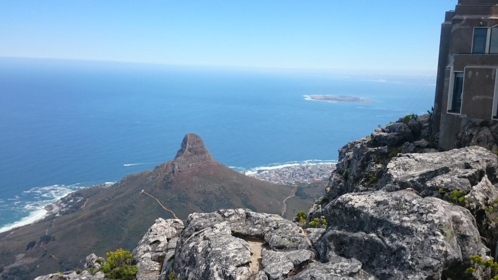 Photo of Table Mountain via Platteklip Gorge