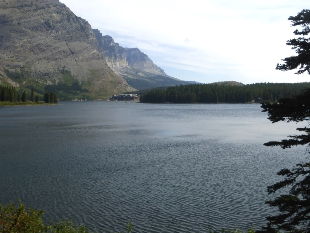 Photo de 2, Swiftcurrent lake