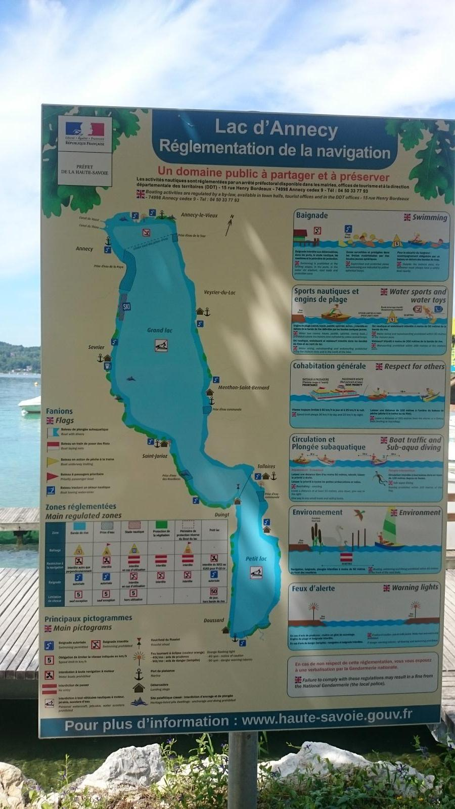 Photo of Lac Annecy