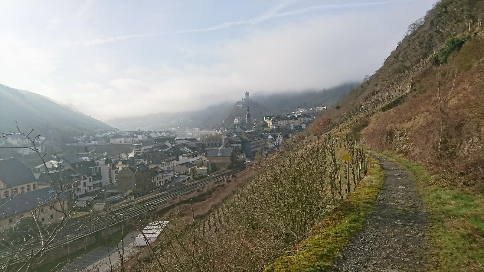 Photo of Wandeling Cochem ruïne