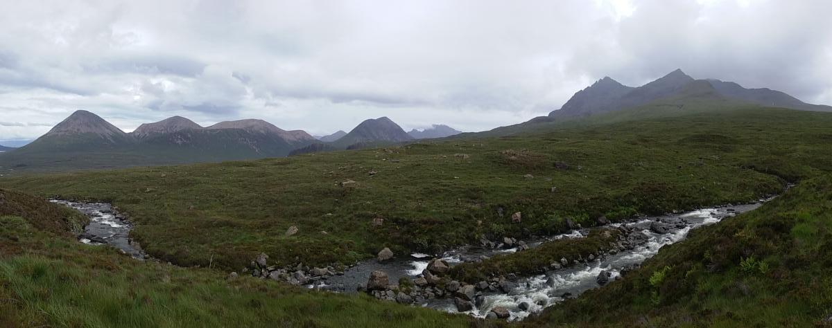 Фото Bruach na Frithe ( Black Cuillin )