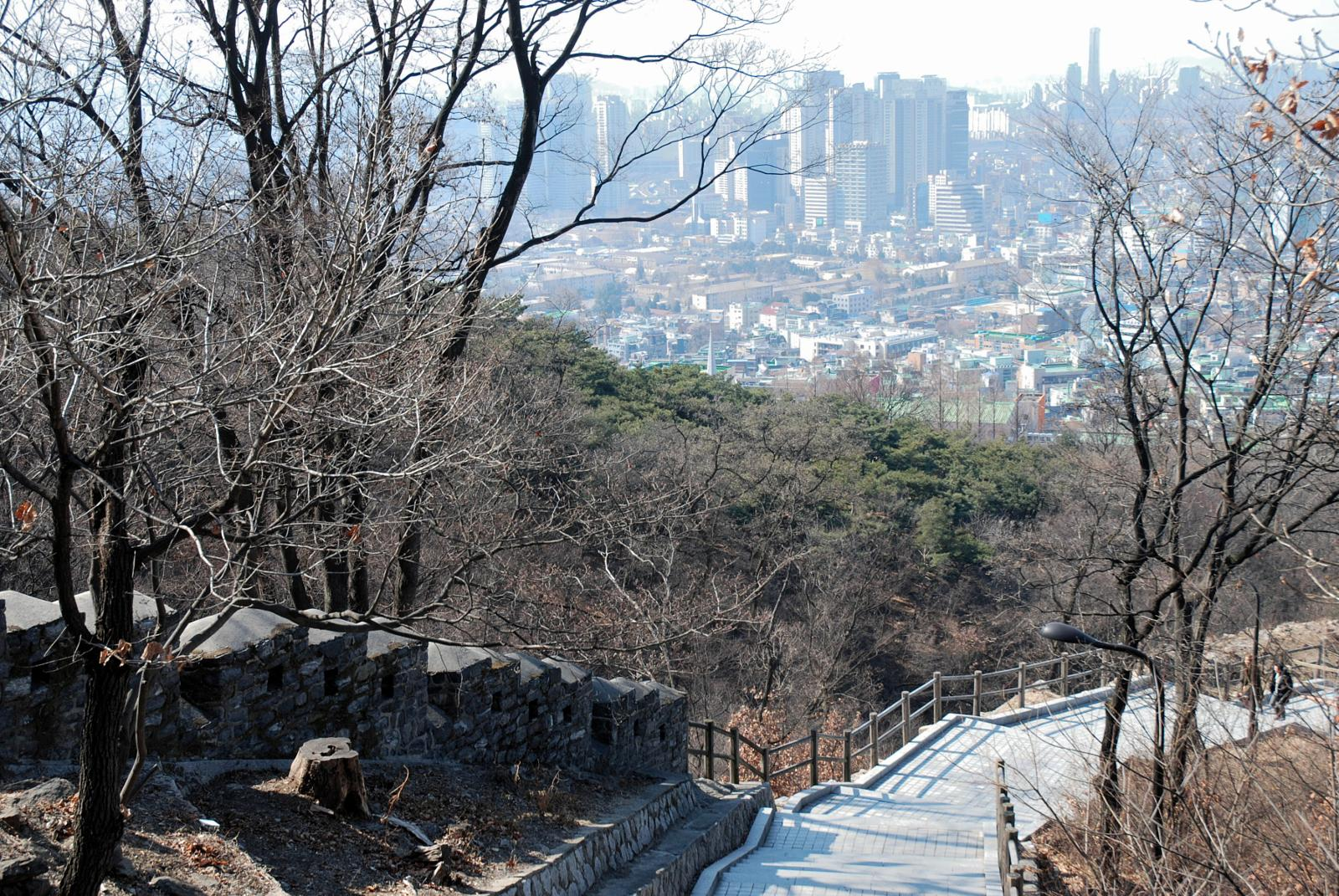 Photo of Seoul, South Korea - Namsan Park and North Seoul Tower