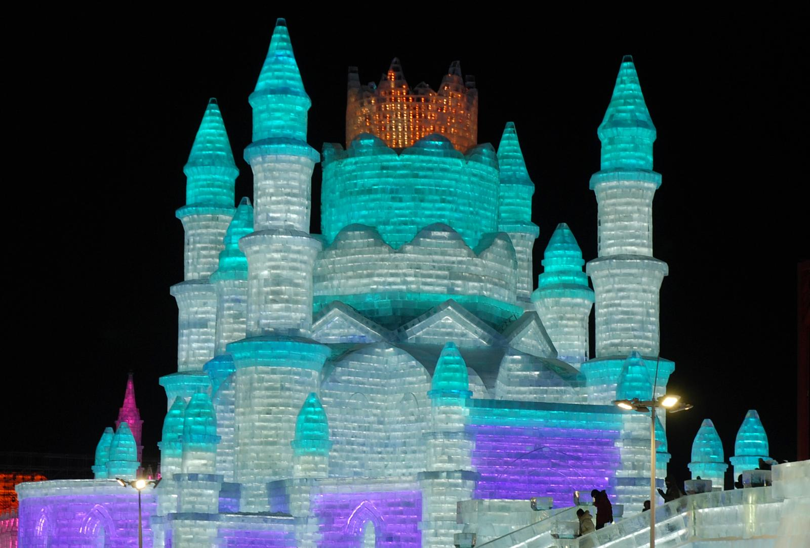 Photo of 'China Harbin Ice and Snow World', Harbin, Heliongjiang Province, PRC
