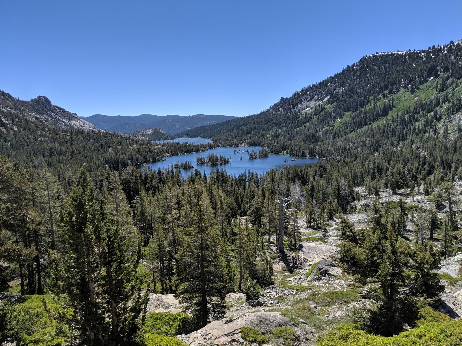 Photo of Echo Lake to Tamarack Lake