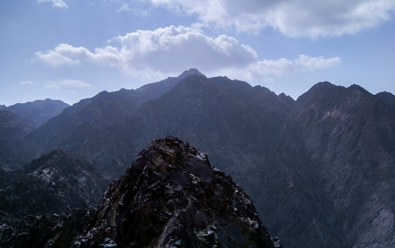 Photo of North of jebel dhaid