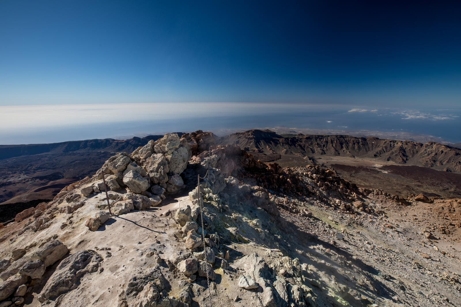 Photo of Descent from Teide directly to cable car bottom station