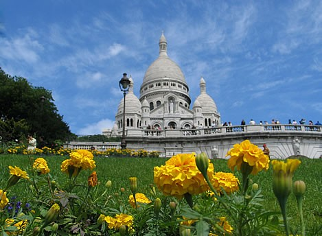 Photo de Basílica Sacre Coeur - Basilica of the Sacred Heart of Paris
