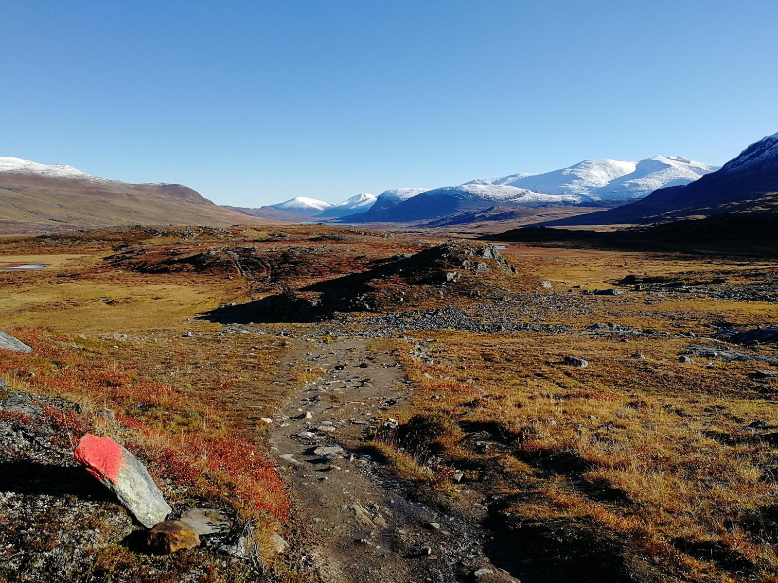 Photo of Kungsleden 3: Alesjaure - Salka