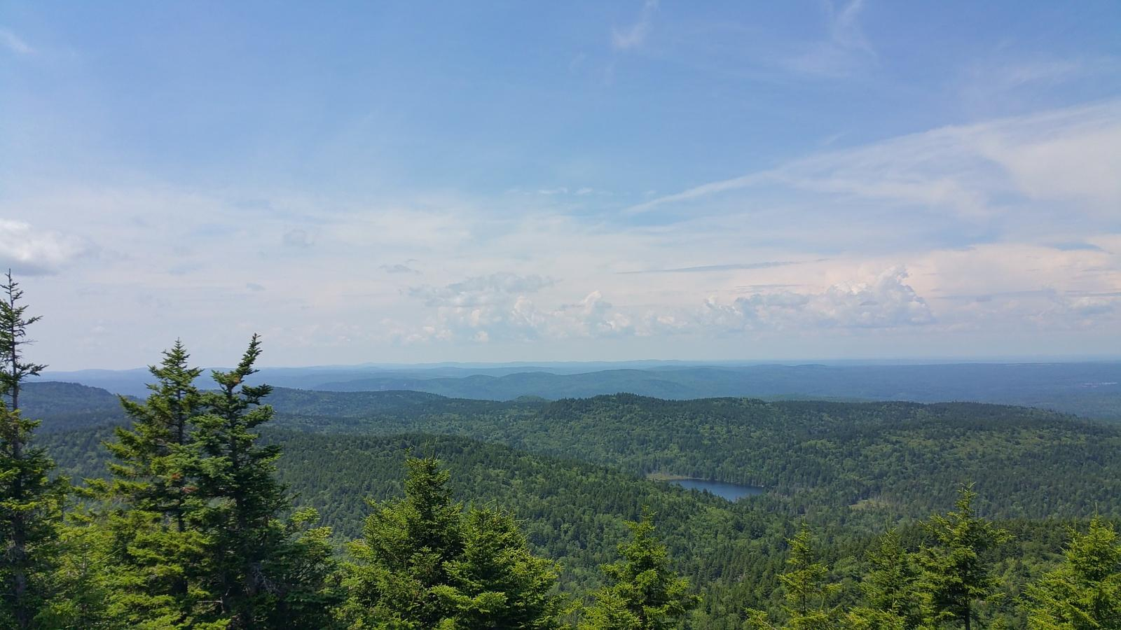 Photo de Mt. Champlain, NB