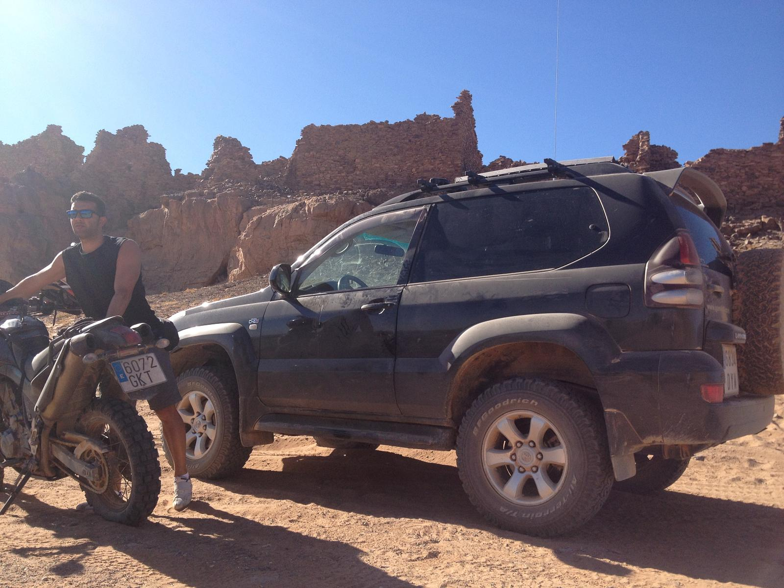 Слика од 5/9 GAMSS2015 Dunes D'Or - Kasbah Marabout (www.gam4x4.com)