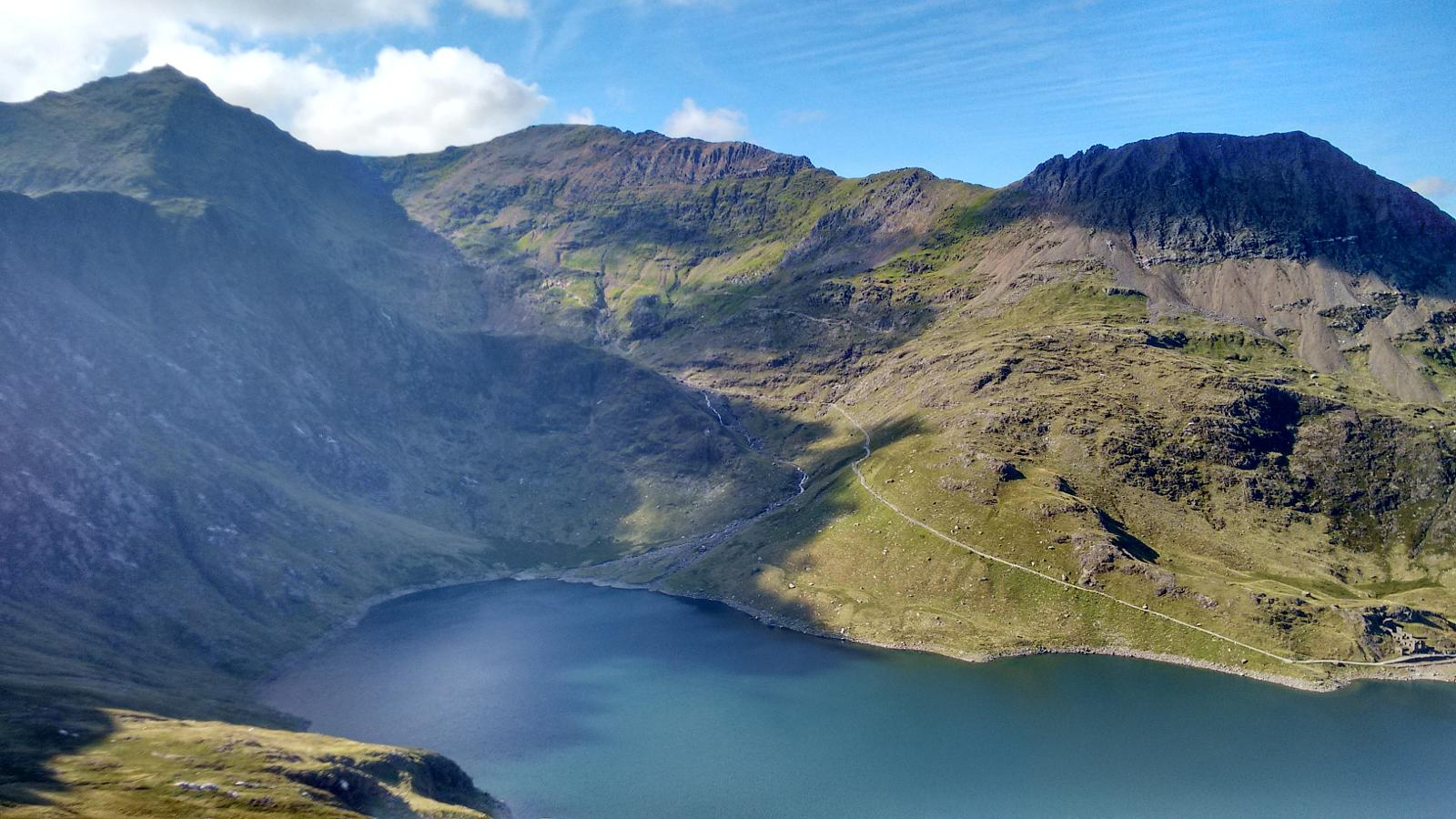 Foto van The Snowdon Horseshoe (Wales)