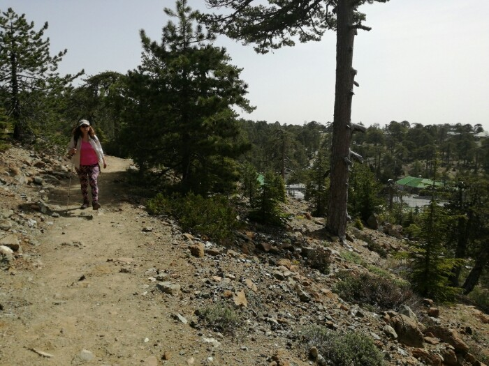 Φωτογραφίες Atalanti trail, TROODOS, CYPRUS May 2017