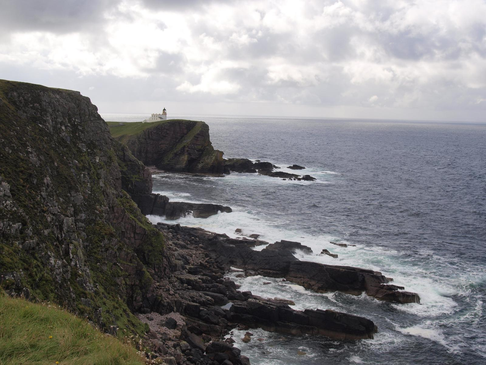 Foto van Schotland, Assynt, Tracknaam - Old Man of Stoer log