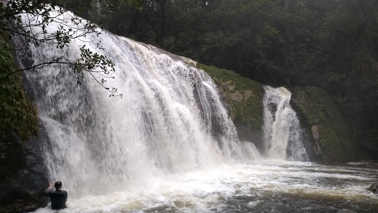 Photo of Cachoeira da Pedra Furada