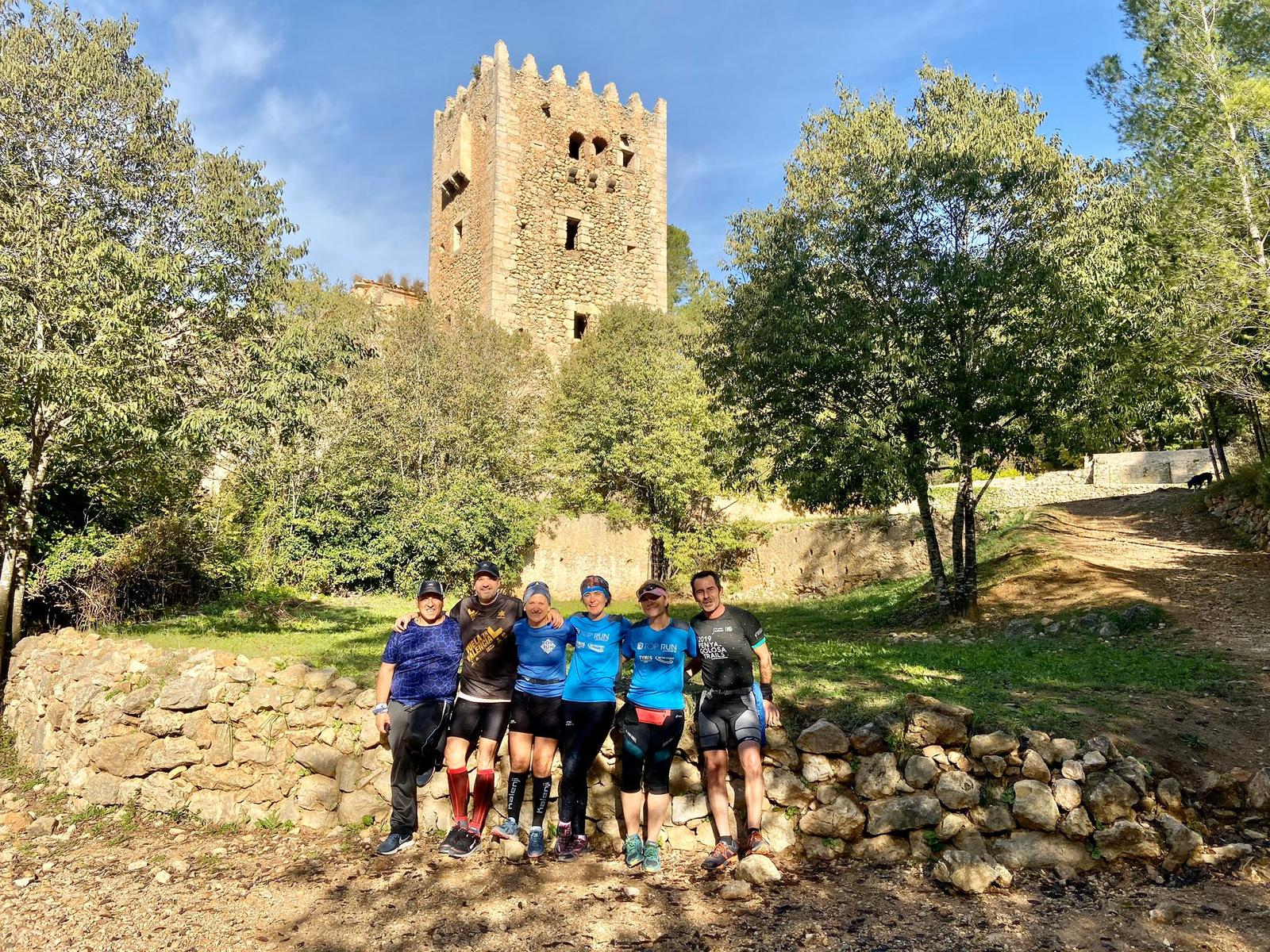 mynd af La Murta Alcira Salida Top Run Trail